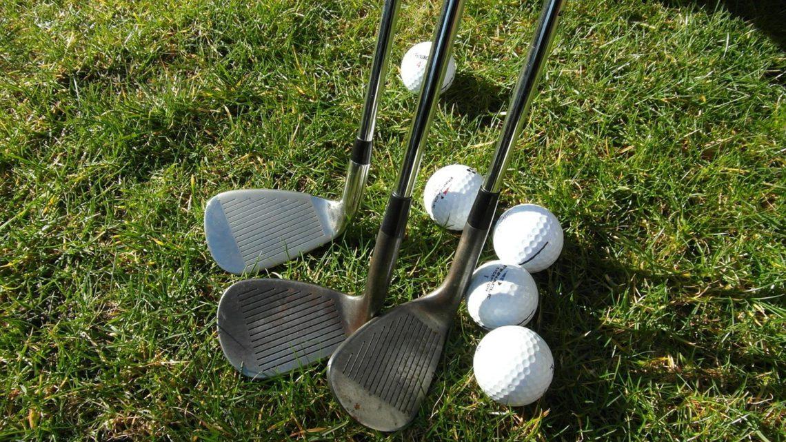 Hraj golf změn život