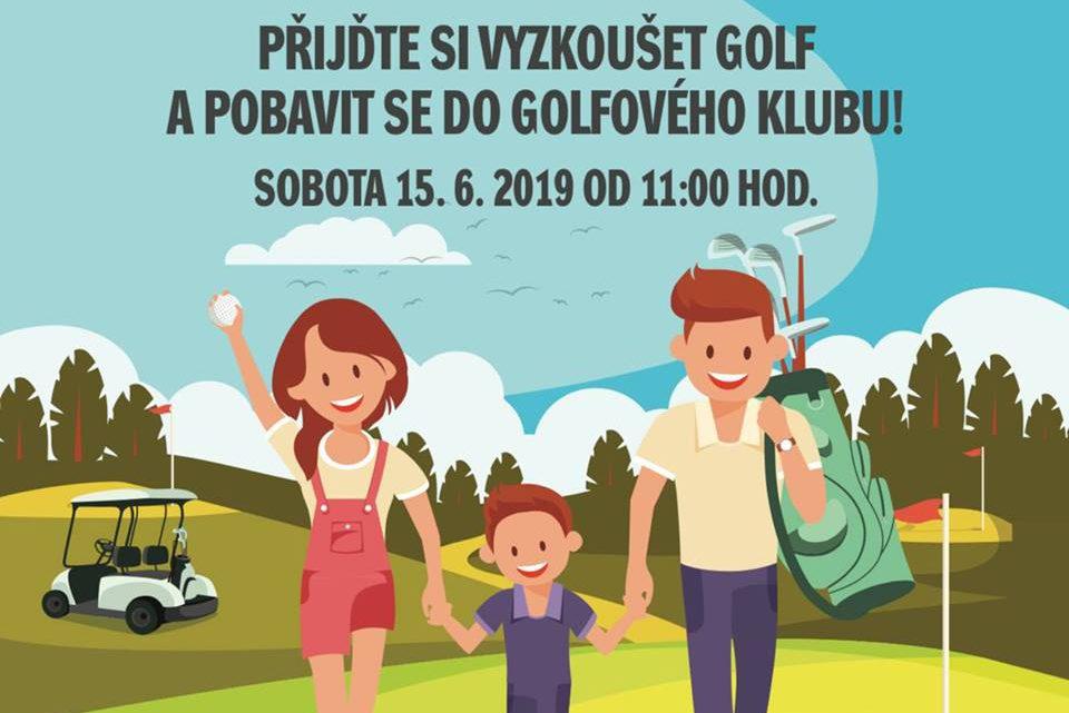 Rodinný den na golfu – den otevřených dveří 2019   Golf Club Poděbrady