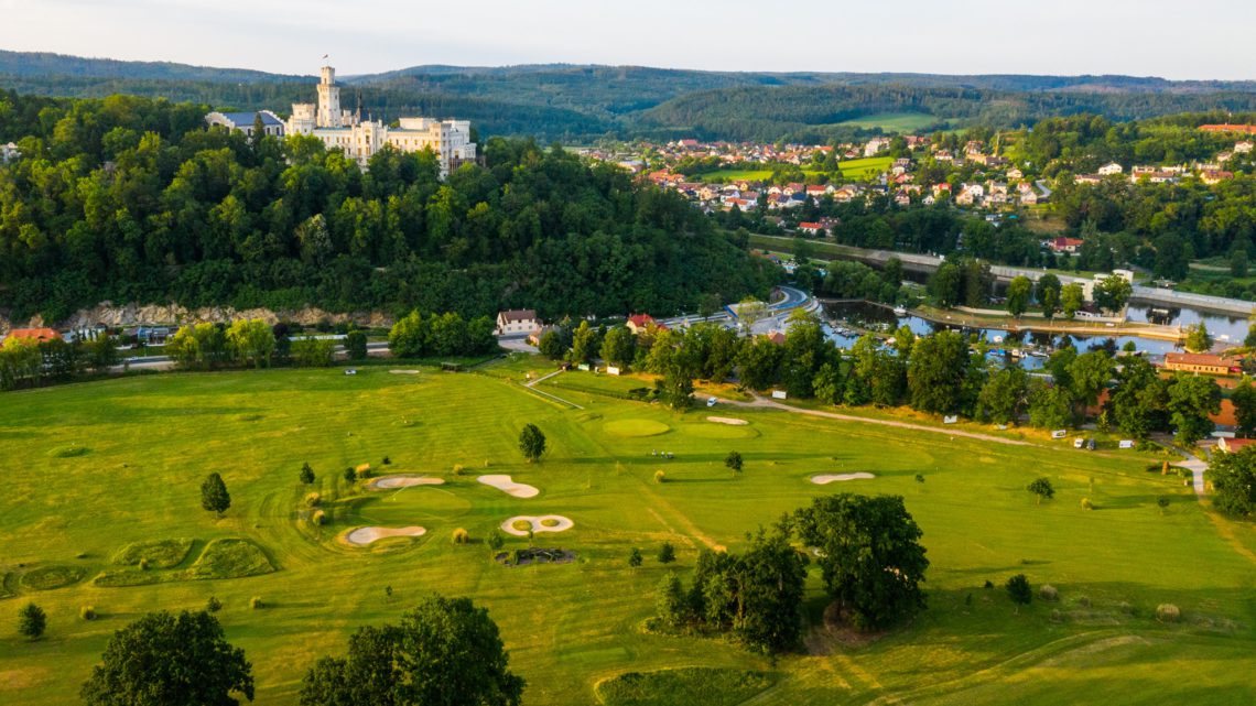 Charitativní turnaj pro Centrum BAZALKA | Golf club Hluboka nad Vltavou
