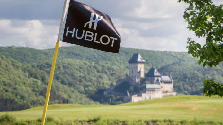 Hublot Golf Cup 2017 na Karlštejně