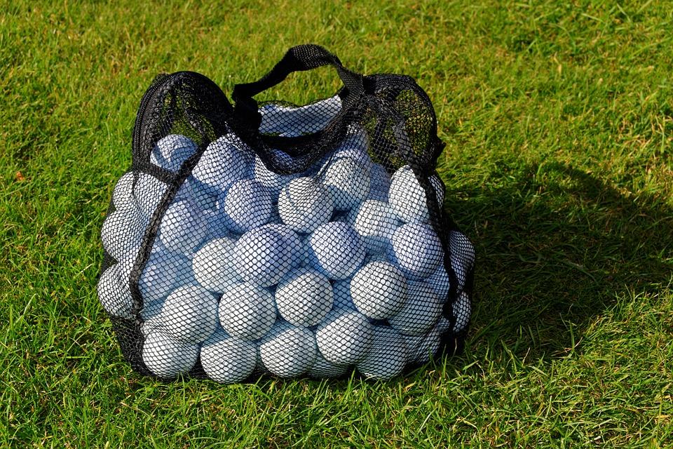 Soutěž o golfové míčky značky FORGAN St Andrews