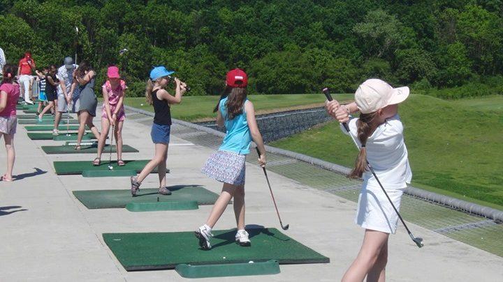 Dětský den na golfu | Golf Resort Black Bridge