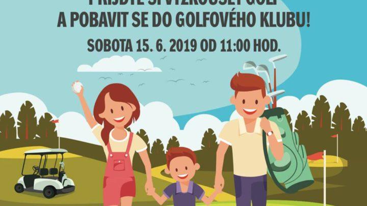Rodinný den na golfu – den otevřených dveří 2019 | Golf Club Poděbrady