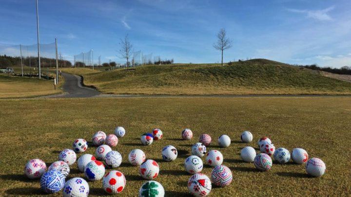 Kupte si golfový míček pro dobrou věc | Golf Resort Black Bridge