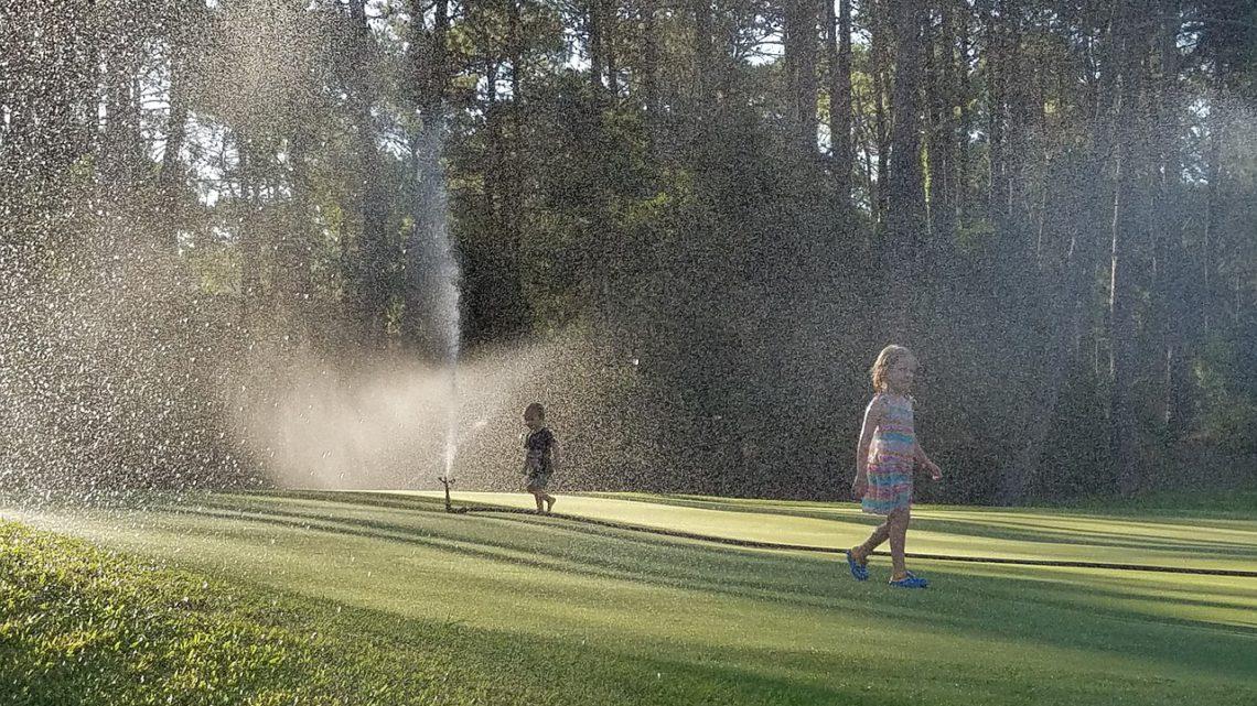 Golf má být zábava, pro děti i pro rodiče