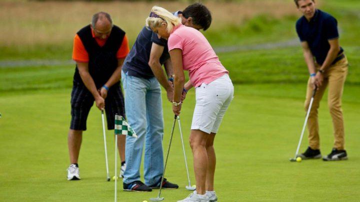Pokud atraktivní odpočinek, tak v tatranském prostředí golfového resortu