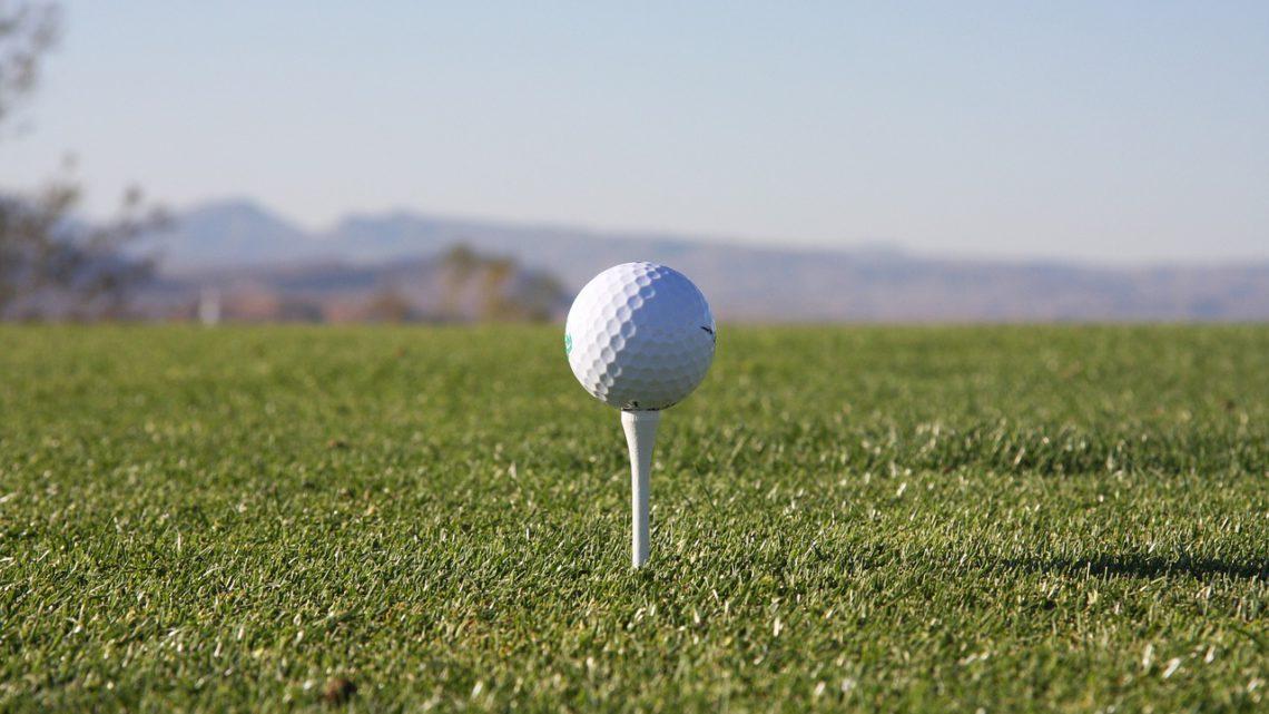 Otevřené golfové areály…